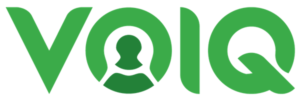 Backstartup testimonio cliente Logo VOIQ